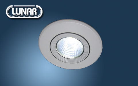 LED downlight lightup